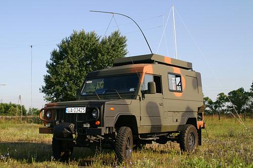 Radio stations based on vehicles | Military Communication
